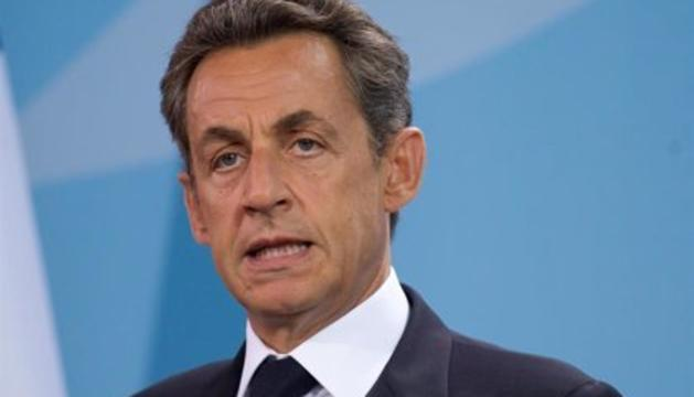 L'ex-president francès, Nicolas Sarkozy.
