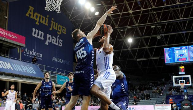El Morabanc afronta a Burgos la primera revàlida