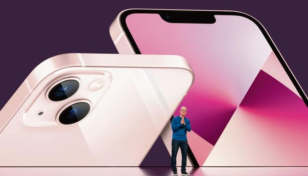 Així és el nou iPhone 13