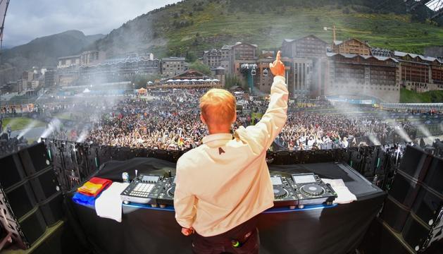 El festival de música d'hivern pretén donar continuïtat a l'AndorraMountainMusic