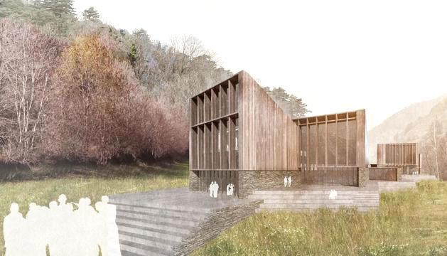 Imatge virtual del projecte de Grifols.