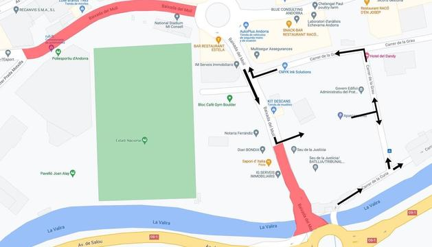 Mapa d'exemple