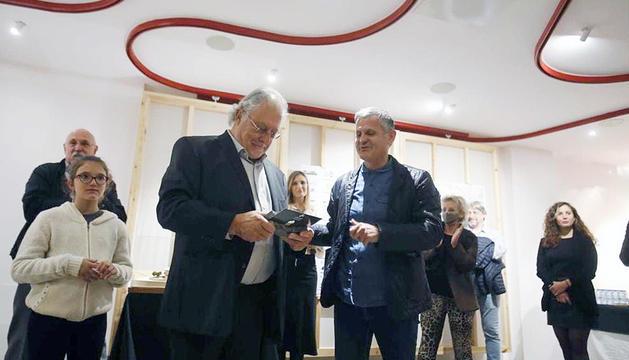 El COAA premia Pere Aixàs per la trajectòria