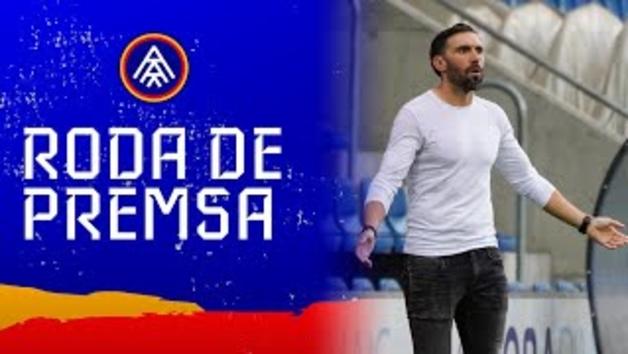 """Eder Sarabia:  """"Hem fet un partit per sumar almenys un empat però els errors ens han penalitzat"""""""