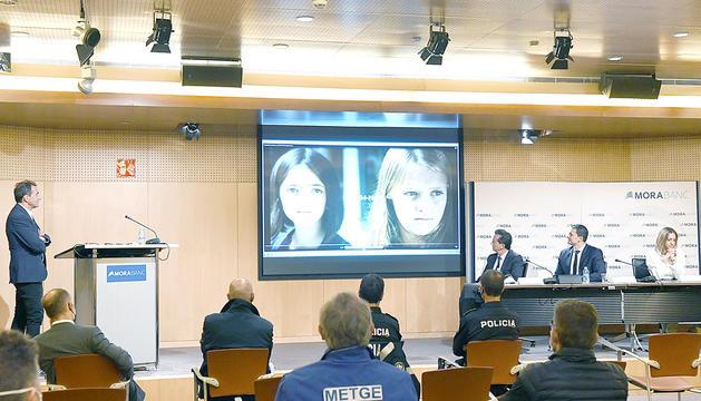 Presentació de la campanya 'Mirem-nos'.