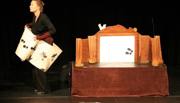 'Les Quatre Loups' al festival de titelles