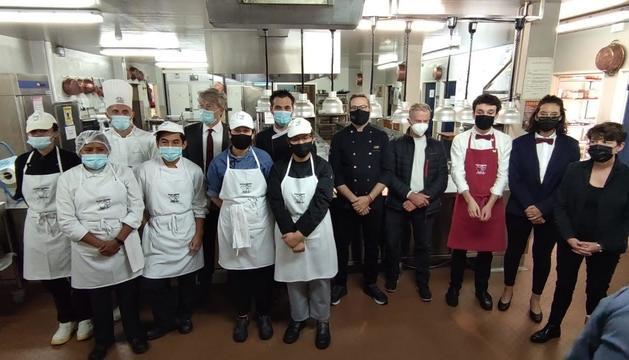 La 6a edició de les jornades gastronòmiquesGoûtdeFrance