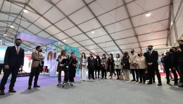Inauguració oficial de la Fira aquest matí